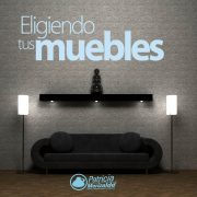 Eligiendo tus muebles con Patricia Merizalde