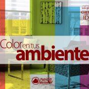 impacto de los colores en los ambientes